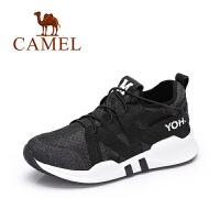 camel骆驼女鞋 2017秋季新款 舒适耐磨运动
