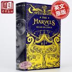 【中商原版】奇迹处处 英文原版 The Marvels 精装金边插图手稿书 凯迪克金奖得主Brian Selznick
