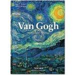 【中商原版】英文原版 Van Gogh 梵高 后印象派先驱画家 艺术大师 精装画册 名画 星空 向日葵