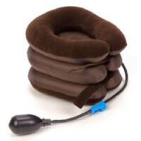 耀点100 充气式颈椎牵引器 颈椎按摩器  牵引架颈椎护理器治疗仪 颈托