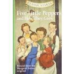 【中商原版】开始读经典:五个小孤儿的成长故事 英文原版 Classic Starts: Five Little Pep