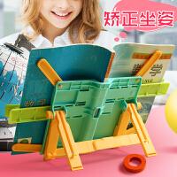 【满100立减50元】宗茂阅读架看书架读书架成人看书神器可伸缩书立架儿童小学生夹书器书夹书靠书立学生用书架简易桌上桌面