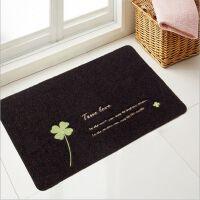 超薄绣花地毯卧室进门厨房卧室客厅防滑门垫家用门口满铺地垫脚垫