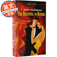 美丽与毁灭 英文原版 The Beautiful and Damned 进口小说 F Scott Fitzgerald