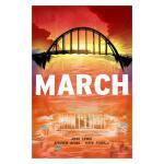 【预订】March (Trilogy Slipcase Set)