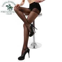 圣大保罗丝袜女士袜子3条连裤袜12D性感潮女包芯丝美腿肉色黑色打底透明夏季薄款 9906