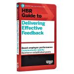 【中商原版】哈佛商业评论 英文原版 HBR Guide to Delivering Effective