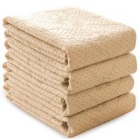 隔尿垫婴儿防水可洗夏天透气大号大儿童宝宝水洗床垫表纯棉隔夜