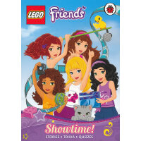 LEGO Friends Showtime! 乐高好朋友系列 ISBN9780723271215