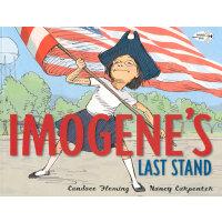 Imogene's Last Stand(Dragonfly Books)伊木真的最后一站ISBN9780385386