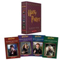 英文原版 哈利波特 Harry Potter Cinematic Guide Collection