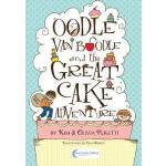 【预订】Oodle Van Boodle and the Great Cake Adventure