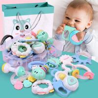 手摇铃婴儿玩具男孩4牙胶1岁新生儿幼儿50-3-6-12个月女宝宝