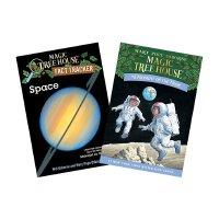 神奇树屋知识拓展(2册套装八)含神奇树屋8 + 配套百科 Magic Tree House + Fact Tracker