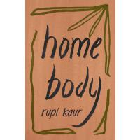 Rupi Kaur新书 Home Body 诗集 Milk and Honey 牛奶与蜂蜜 The Sun and He