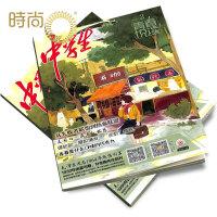 中学生-青春悦读 2018年全年杂志订阅新刊预订1年共12期7月起订中国少年儿童新闻出版总社