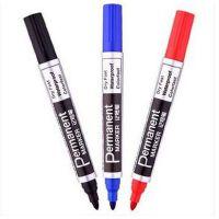 得力记号笔 得力6821油性记号笔 油性笔 大头笔 标记笔