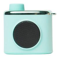 马克图布相机造型记忆小音箱USB迷你充电便携小巧复古创意礼品520情人节生日礼物送女生女友老婆 REMEMBERM薄荷