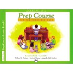 【预订】Alfred's Basic Piano Prep Course Lesson Book, Bk C