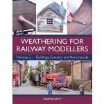 预订 Weathering for Railway Modellers: Volume 2 - Buildings,