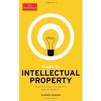 经济学人系列:知识产权指南 英文原版 The Economist Guide to Intellectual Prop