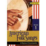 预订 American Folk Songs [2 Volumes]: A Regional Encyclopedia