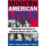 预订 Modern American Lives: Individuals and Issues in America
