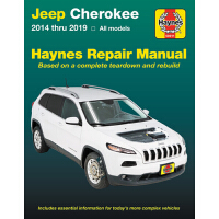 预订 Jeep Cherokee 2014-18 [ISBN:9781620923658]