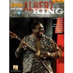 预订 Albert King: Guitar Play-Along Volume 177 [ISBN:97814803