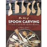 预订 The Art of Spoon Carving: A Classic Craft for the Modern