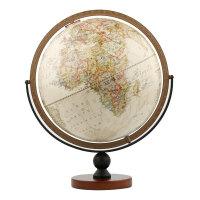 博目地球�x:30cm中英文政�^�凸帕Ⅲw地球�x(�f向底座)
