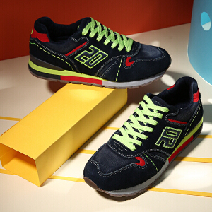 领舞者2016新款运动鞋休闲跑步鞋男鞋慢跑鞋旅游鞋登山鞋