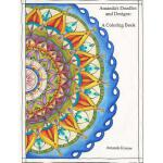 预订 Amanda's Doodles and Designs: A Coloring Book [ISBN:9781