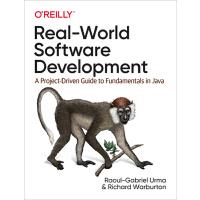 【预订】Real-World Software Development: A Project-Driven Guide