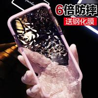 苹果X手机壳新款7plus硅胶套软全包防摔8抖音iPhone7潮牌6s女款网红个性创意6plus透明XS日韩国XR情侣