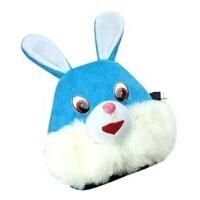 春笑  USB暖手鼠标垫 USB鼠标垫 USB电热鼠标垫 暖宝宝 立体毛毛兔