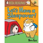 预订 Let's Have a Sleepover! [ISBN:9781338281422]