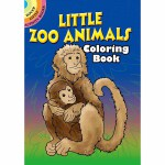 Little Zoo Animals Coloring Book(【按需印刷】)