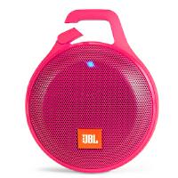 JBL CLIP+ 无线音乐盒户外增强版便携迷你小音箱 蓝牙音响 防溅设计  全国联保