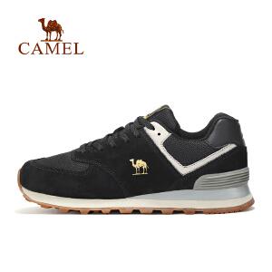 camel骆驼越野跑鞋 女款防滑休闲低帮减震跑鞋