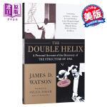【中商原版】双螺旋英文原版The Double Helix