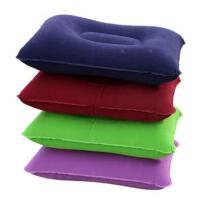 户外新款充气枕旅行枕头户外保健头枕飞机脖子护颈枕便携简约午睡枕
