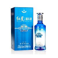 【酒界网】红星    43度 红星蓝瓶二锅头(12)陈酿 500ml  白酒