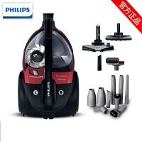 �w利浦(Philips)吸�m器 家用2.2L�m桶地毯式大功率 �P式吸�m�C1800瓦大功率 FC9911/81