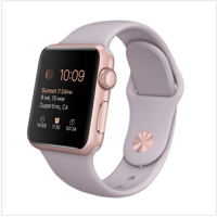 iwatch苹果 Apple Watch Sport 苹果智能手表 智能手环 iwatch 38/42毫米铝金属玫瑰金