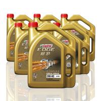 嘉实多(Castrol)极护 磁护 启停保全合成机油 汽车润滑油 SN级 整箱装 极护0W-40 4L*6/箱