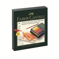 辉柏嘉 POLYCHROMOS 36色油性彩铅 礼盒装 素描笔 秘密花园填色笔