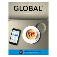 预订 Global 4 (with Global Online, 1 Term (6 Months) Printed