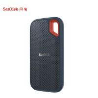 闪迪(SanDisk)500G Type-c 移动固态硬盘(PSSD)极速移动版 传输速度550MB/s 轻至40g