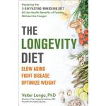 预订 The Longevity Diet: Slow Aging, Fight Disease, Optimize